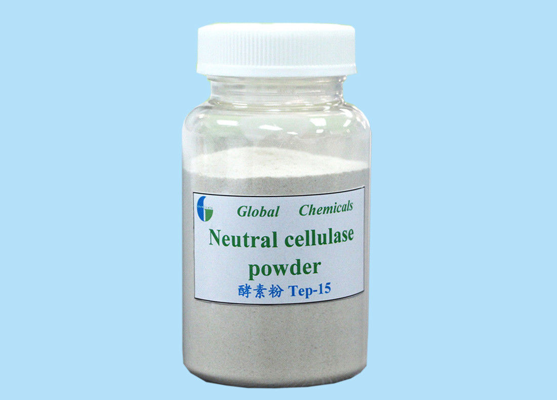 Textile Enzyme Neutral Cellulase Powder Neutral Cellulase Enzyme Tep-15