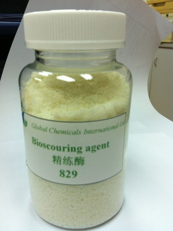 Bioscouring Textile Auxiliary Agent 829 For Cotton Yarn Semi-bleaching Process