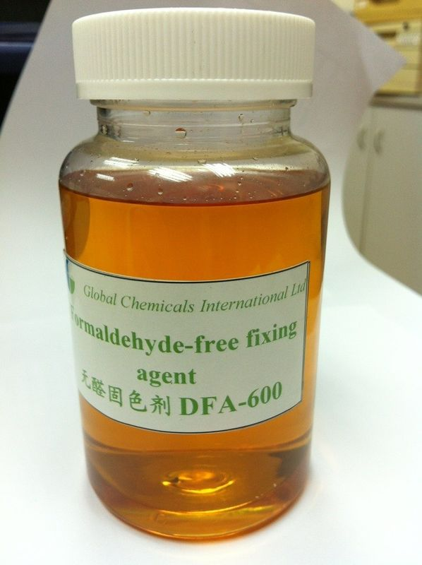 Formaldehyde-free Fixing Agent For Direct / Reactive Dye Fixing Process
